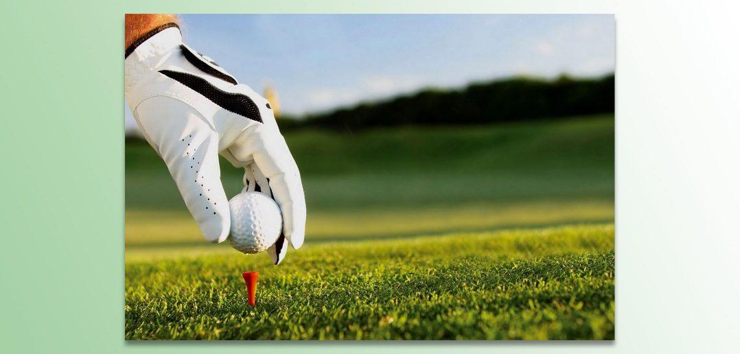 CarloFilippoFollis.name – Campo e pallina da golf