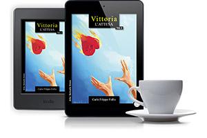 """""""Vittoria ~ L'attesa"""" in formato eBook"""