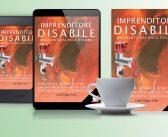 """Il libro che mai avrei voluto scrivere: """"Imprenditore Disabile macellato dal Fisco italiano"""""""