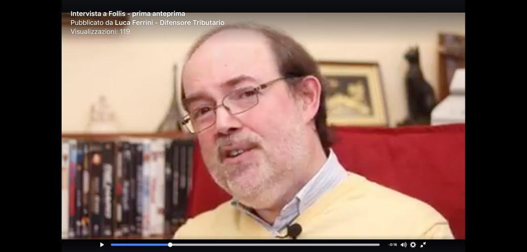 CarloFilippoFollis.name – Il Dott. Luca Ferrini intervista Carlo Filippo Follis, prima anteprima, pillola, dell'intervista