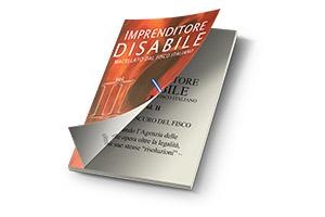 """""""Imprenditore Disabile macellato dal Fisco italiano – Cap. II – Il lato oscuro del Fisco"""" in formato libro cartaceo"""