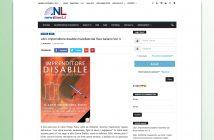 """CarloFilippoFollis.name – """"Imprenditore Disabile macellato dal Fisco italiano – Vol. II – Il lato oscuro del Fisco"""", la recensione di Newslinet.it"""